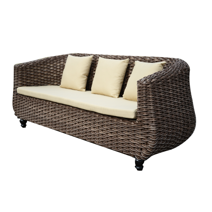 Procurement month hot sale leisure China outdoor <strong>furniture</strong> living room <strong>rattan</strong> patio in <strong>garden</strong> sofa set