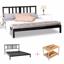 simple metal head board metal bed frame legs with high quality guarantee metal bed rails queen