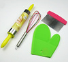 baking tools set high quality supplier silicone brush cake decoration tools