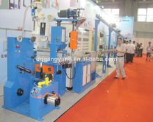 General style pvc /UL-certificated electronics wire/telephone wire extrusion machine