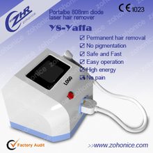 Y8 Portable 808nm diode laser / hair removal 808nm laser diode / hair removal diode laser