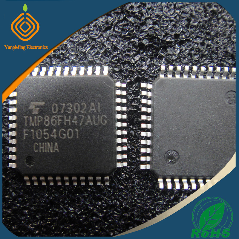 Original 8 Bit Microcontroller IC CHip TMP86FH47AUG