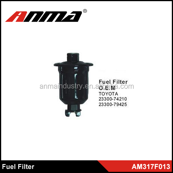Manufacture high quality fuel filter for car and motorcycle