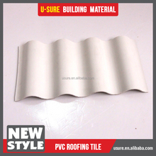 greenhouses double layer plastic pvc cover sheets for roof