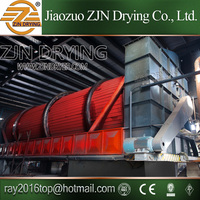 cow dung manure dewatering machine made by drum dryer manufacturers in china