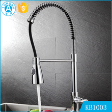 European Modern Design Single Handle kitchen sink brass faucet