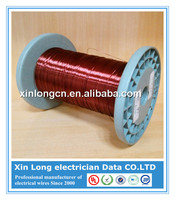 UL Approved High Breakdown Voltage 20 AWG Polyester Enameled Round Copper Wire