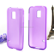 mobilephone tpu inner matte style cover for Samsung Galaxy S5 mini