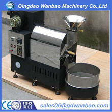 high quality of 1kg beautiful color small mini coffee roasting machines factory price with free tool box