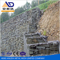 Joint-venture factory of gabiony/Gabion wire mesh/Heavy hexagonal mesh(ISO900)