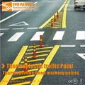 Thermoplastic Vibration Reflective Road Marking paint