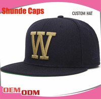 Wholesale 5950 Sequin Snapback Cap/Custom Flat Bill Snapback Cap