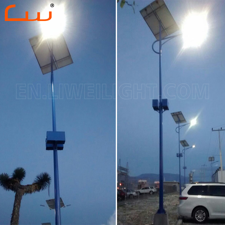 Atand alone use solar <strong>energy</strong> 100W led street light solar