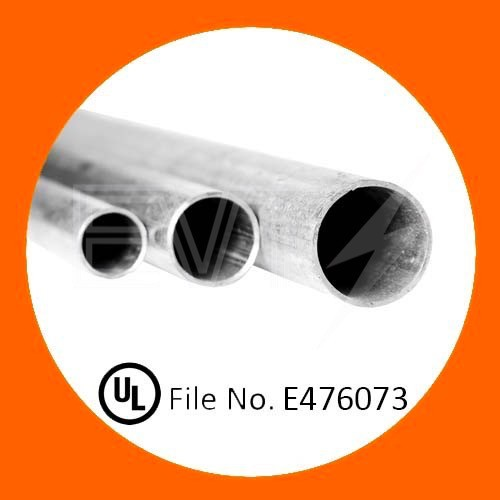 Hangzhou UL standard electrical Steel EMT conduit pipe for