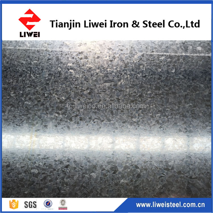 G250 ASTM A653M-2202 anti-corrosion galvanized steel plate