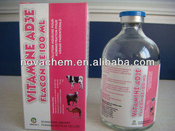 Vitamin AD3E Injection 001