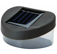 bunker hill security solar fence light