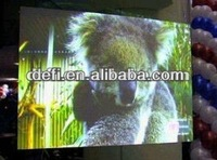 Free shipping!! Window Holographic Rear screen film ,projector screen High quality low price!
