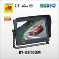 10.1inch vehicle safety reverse monitor system, HD digital rear view and side view monitor BY-08103M