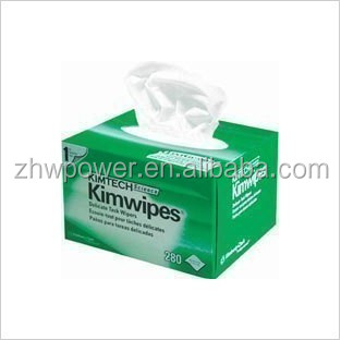 China supplier tools kits clean Paper Kimwipes for fiber optics