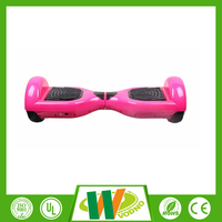 High quality new arrived 6.5 inches two wheel self balancing electric scooter with 1 year warranty