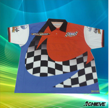 Custom Made sublimation Motocross wear racing Jersey