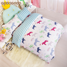 Wholesale Price Comforter Sets Custom 100% Cotton Luxury King Size Kid 3D Printed Bedding Set
