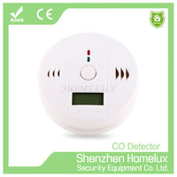 Low Price Battery Operated Co Detector Portable Carbon Monoxide Detector