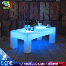 indoor and outdoor luxury furniture / Family led tisch / bar table