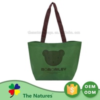 Brand New Custom Printed Environmental Protection Shopping Biodegradable Non Woven Envelope Bag