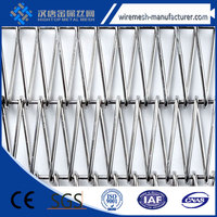 2016 Manufacturers selling stock firm aluminum curtain deco mesh