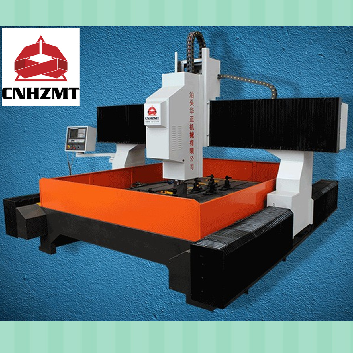 cnc deep hole drilling machine for metal