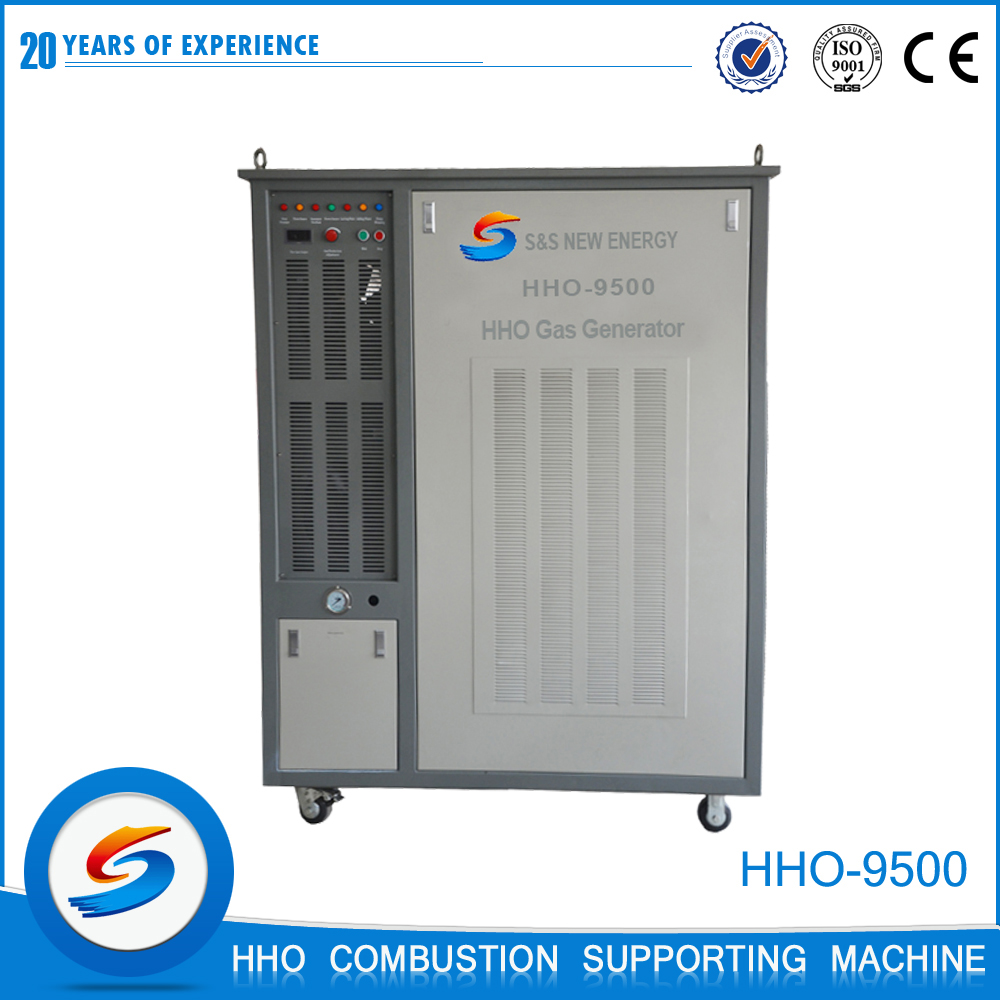 China manufacture maximum economy hho generator for boiler