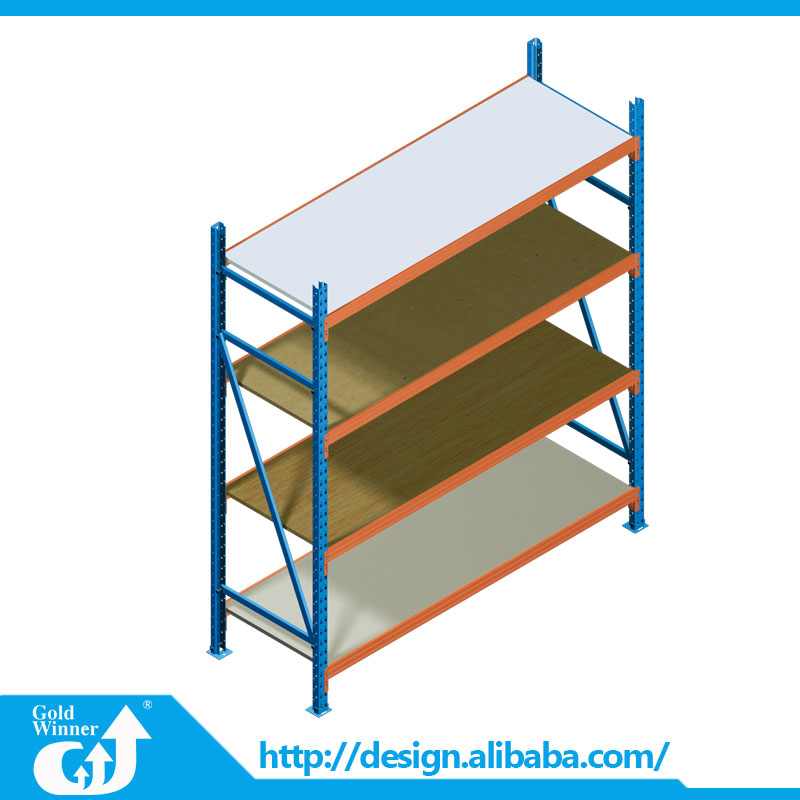 Warehouse heavy duty storage factory shelf