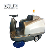 C200 Road Sweeping Vehicle Garbage Collection Equipment Floor Cleaning Machine