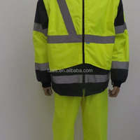 Traffic Work Waterproof Reflective Protective Clothes
