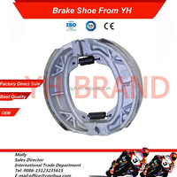 motorcycle cg125 part,Chinese motorcycle cd70 shoe brake,factory sale cd 70 motorcycle brake shoe