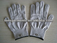 Beauty Care Massage Grey Gloves with TENS