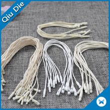 2017 Hot China Paper Garment Hang Tags string /rope