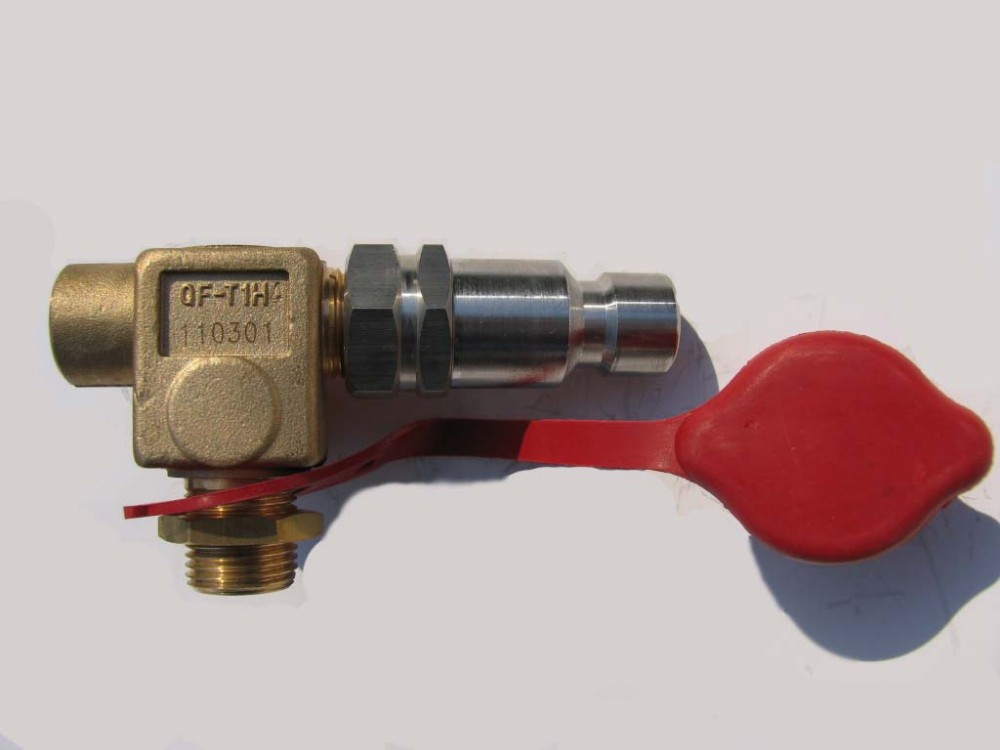 QF-T1 CNG valve for CNG cylinder ,cng filling valve ,cng filling nozzle