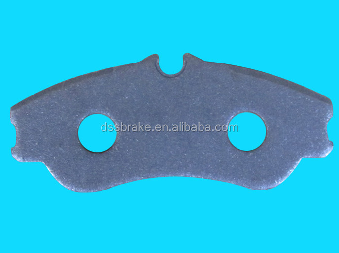 auto disc brake pad backing plate D1190 for Suzuki