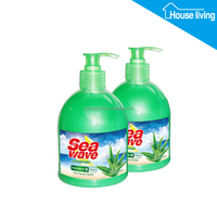Good floral flavor very cheap natural hand washing liquid/hand wash foam liquid soap