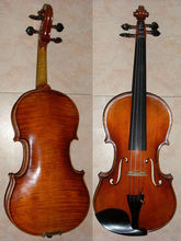 Master handmade european advanced violin