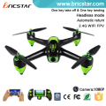 Hot remote control fpv aircraft rtf model, wifi fpv go drone with 1080p camera
