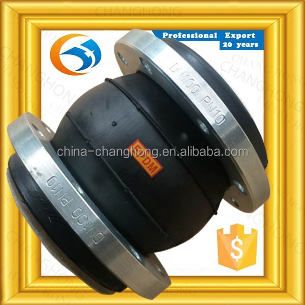 wholesale customized SS expansion pipe joints concrete