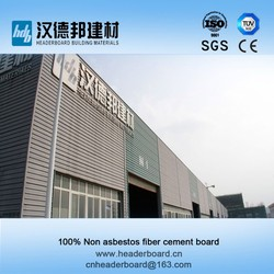 exterior cement wall board fiber cement