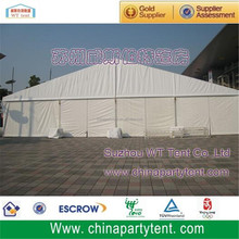 Large span industrial storage outdoor warehouse tents for sale
