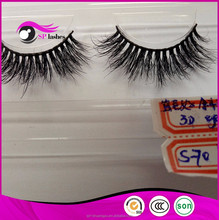 Wholesale Eyelash Tint, Private Label Packaging Horse Fur Eyelashes,100% Horse Hair eyelash extension