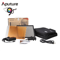 Aputure high CRI 95 bi-color digital led video studio lights led color light 672KIT-SSC