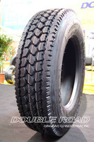 Double Raod Brand 295/75r22.5 truck tire for sale in China